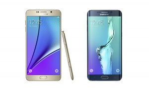 Samsung Unpacked event: Afslører Galaxy Note 5 og S6 Edge+