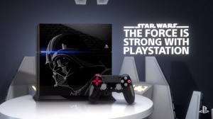 Sony udgiver Star Wars Limited Edition af PlayStation 4.