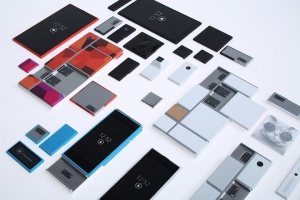Google dropper Project Ara