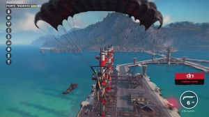Just Cause 3 vises frem på PC i 2160p