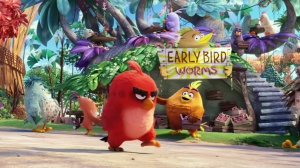 Den første trailer til Angry Birds: The Movie, er ude nu