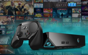 Alienware Steam Machine lanceres den 10. november - previews er ude nu