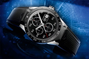 TAG Heuer har lanceret deres Connected Android Wear smartwatch med Intel Atom processor