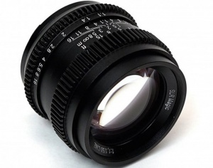 SLR Magic udgiver CINE 50mm f/1.1 for Sony FE/E-mount