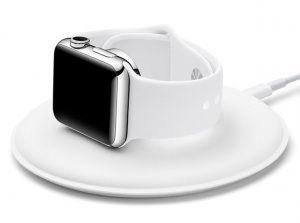 Officiel magnetisk Apple Watch-ladestation kan købes fra i morgen