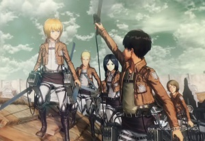 Ny trailer ude for Attack on Titan