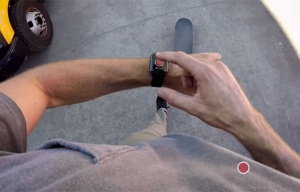 GoPro kan nu kontrolleres med Apple Watch
