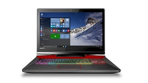 Lenovo annoncerer ny gaming laptop med one-touch overclocking