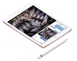 Apple introducerer ny 9,7