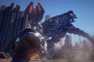 Ny cinematic trailer for Mass Effect: Androma er ude nu