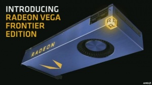 AMD løfter sløret for Vega Frontier Edition: 25 TFLOPS performance
