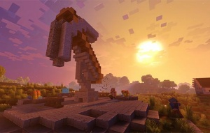 E3 2017: Minecraft får grafisk overhaling med Super-Duper Graphics Pack