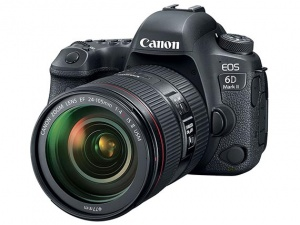 Canon lancerer entry level fullframe DSLR: EOS 6D mk II