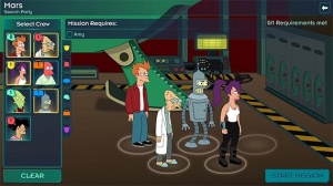 Futurama: Worlds of Tomorrow er ude nu til iOS og Android