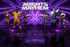 Agents of Mayhem er ude nu til PlayStation 4, XBox One og Windows