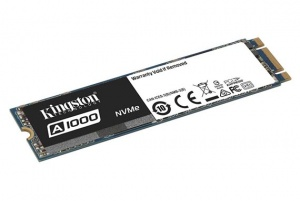 Kingston lancerer ny billig PCIe NVMe SSD-serie