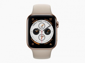 Apple lancerer Watch Series 4 og watchOS 5