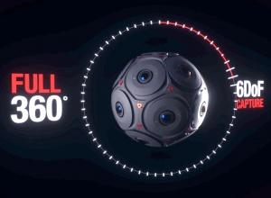 Facebook og RED fremviser deres Manifold 3D VR kamera