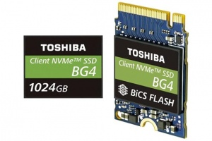 Toshiba udgiver SSD med 96-lags 3D NAND